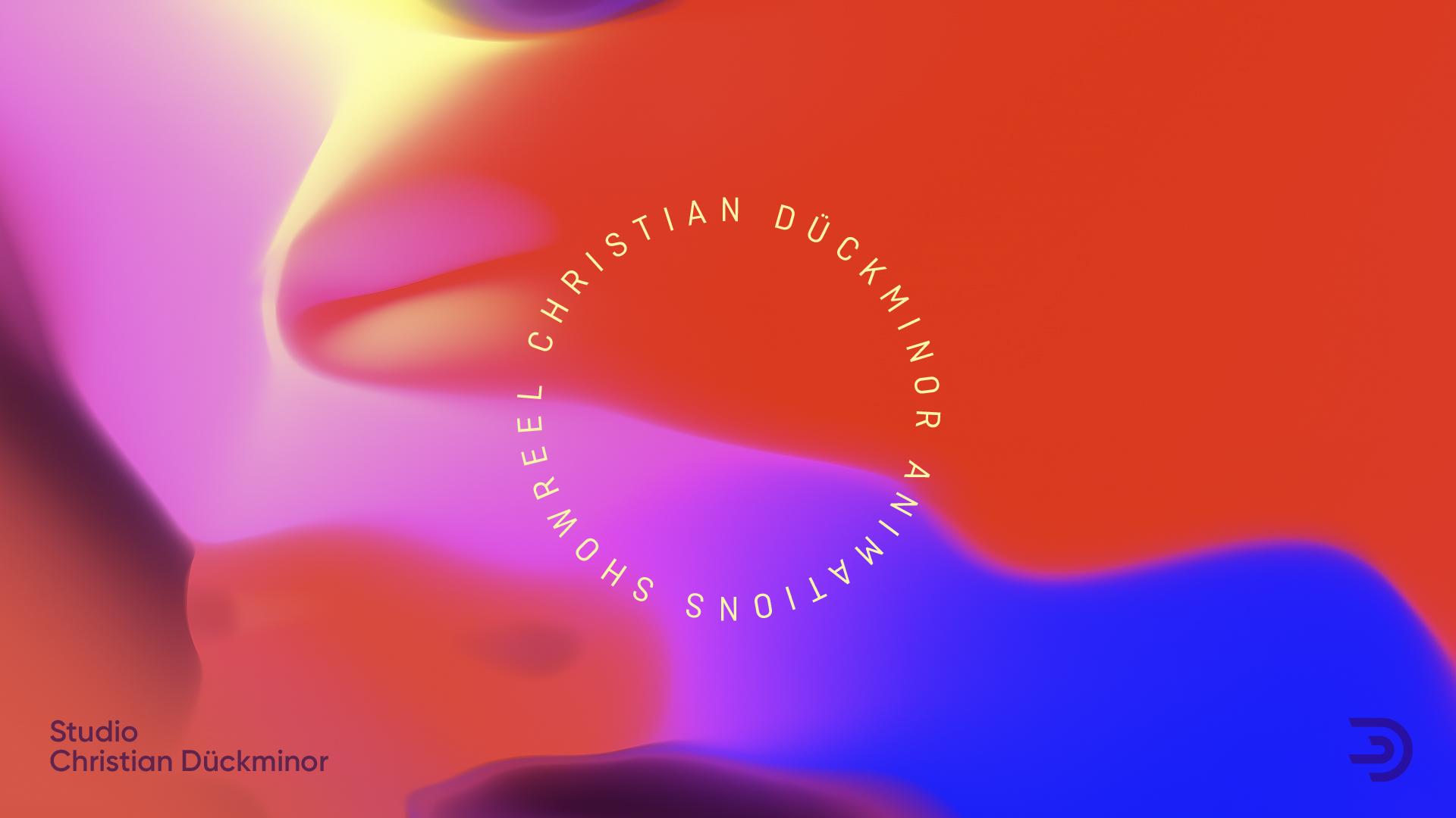 Studio-Christian-Dueckminor-Animations-Showreel