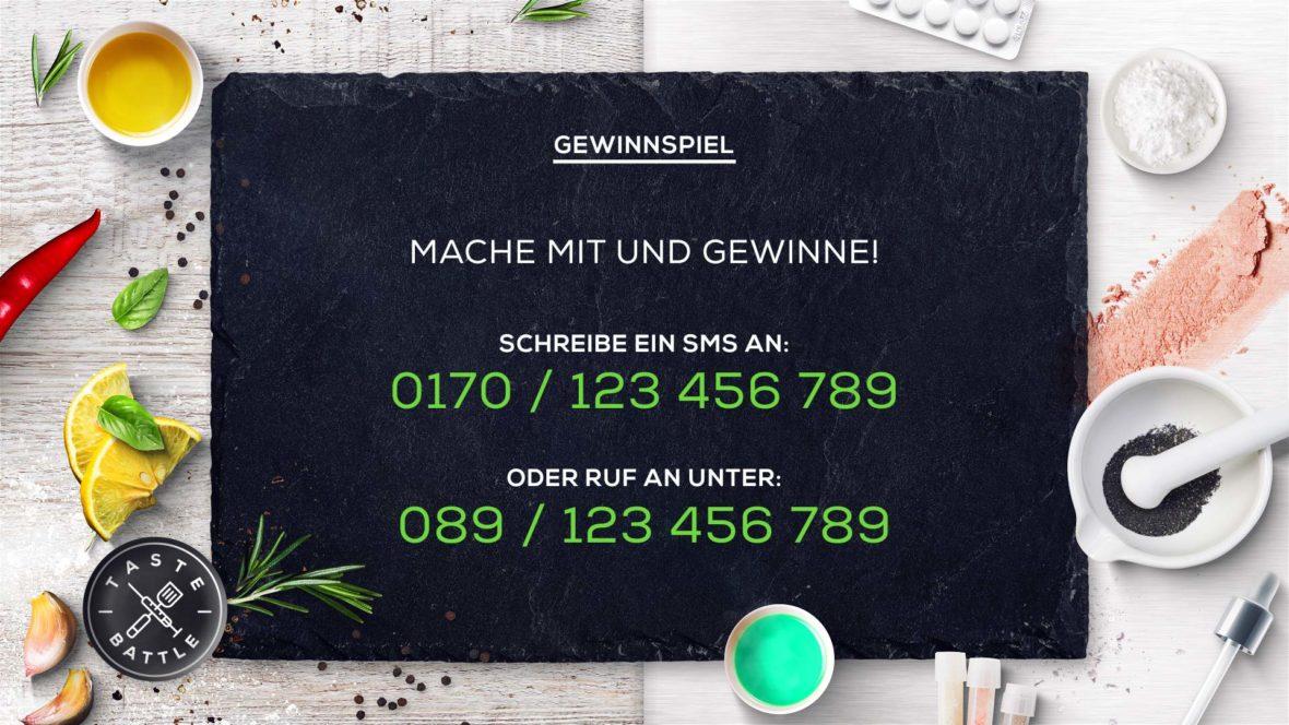 Studio-Christian-Dueckminor-ProSieben-Taste-Battle-Formatverpackung-Gewinnspiel
