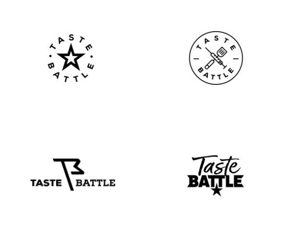Studio-Christian-Dueckminor-ProSieben-Taste-Battle-Formatverpackung-Logo-Entwuerfe-1
