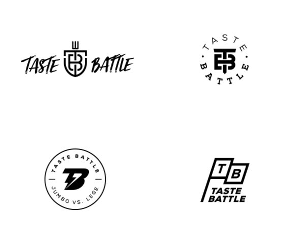 Studio-Christian-Dueckminor-ProSieben-Taste-Battle-Formatverpackung-Logo-Entwuerfe-2