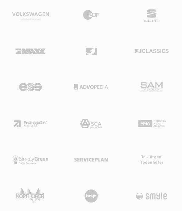 AIM Studio Christian Dückminor Profil Kunden und Marken 2